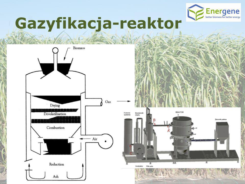 Gazyfikacja-reaktor