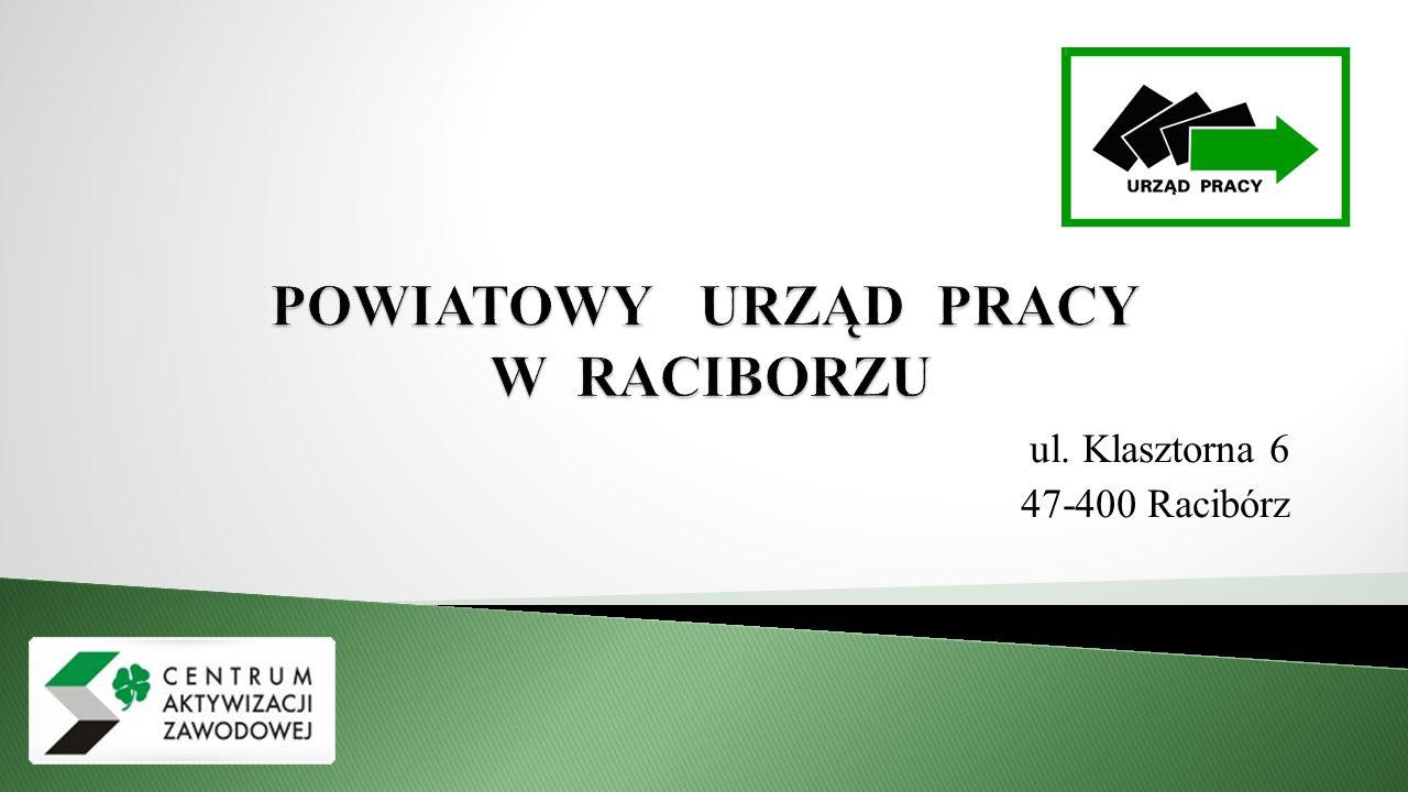 ul. Klasztorna 6 47-400 Racibórz