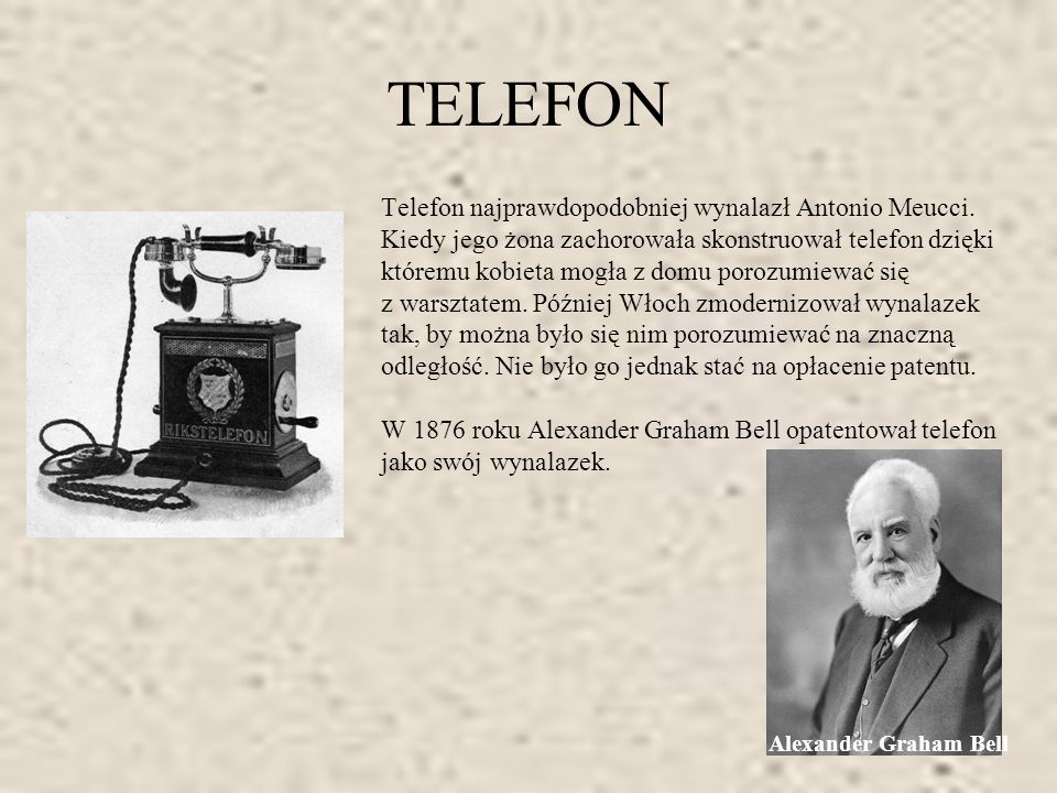ALFABET MORSE`A Stworzony w 1840 przez wynalazcę telegrafu, Samuela Morse, kod naśladujący alfabet - sposób reprezentacji znaków alfabetu łacińskiego za pomocą impulsów elektrycznych.