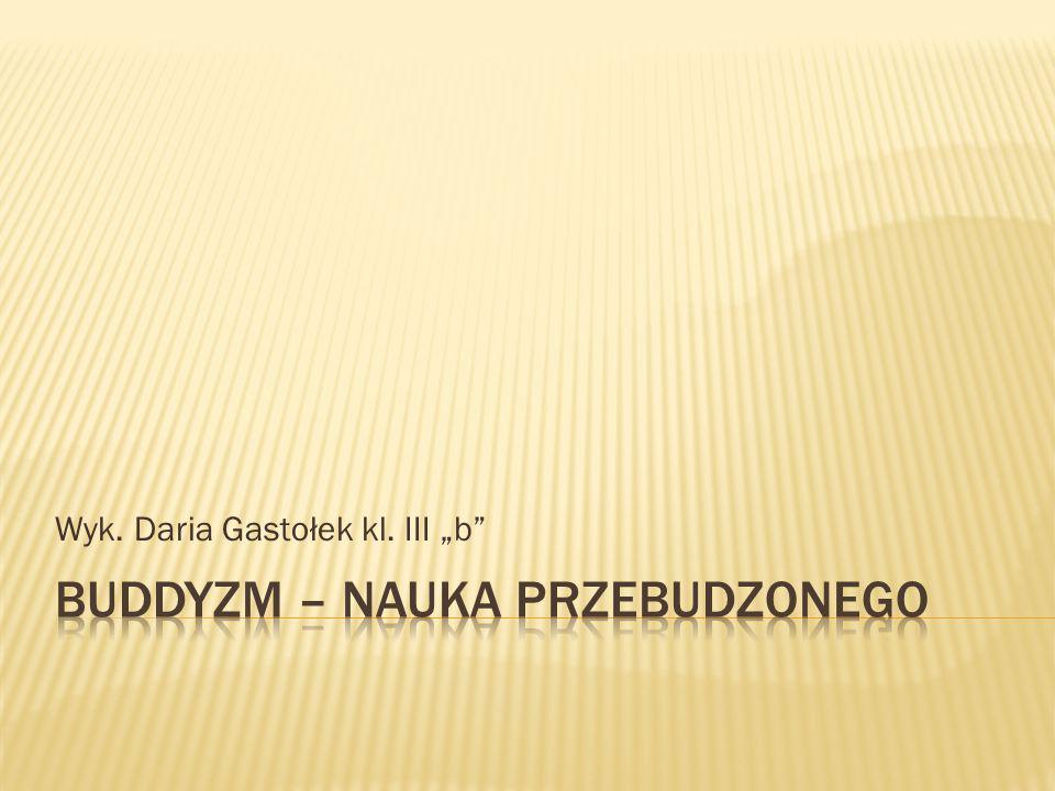 "Wyk. Daria Gastołek kl. III ""b"""