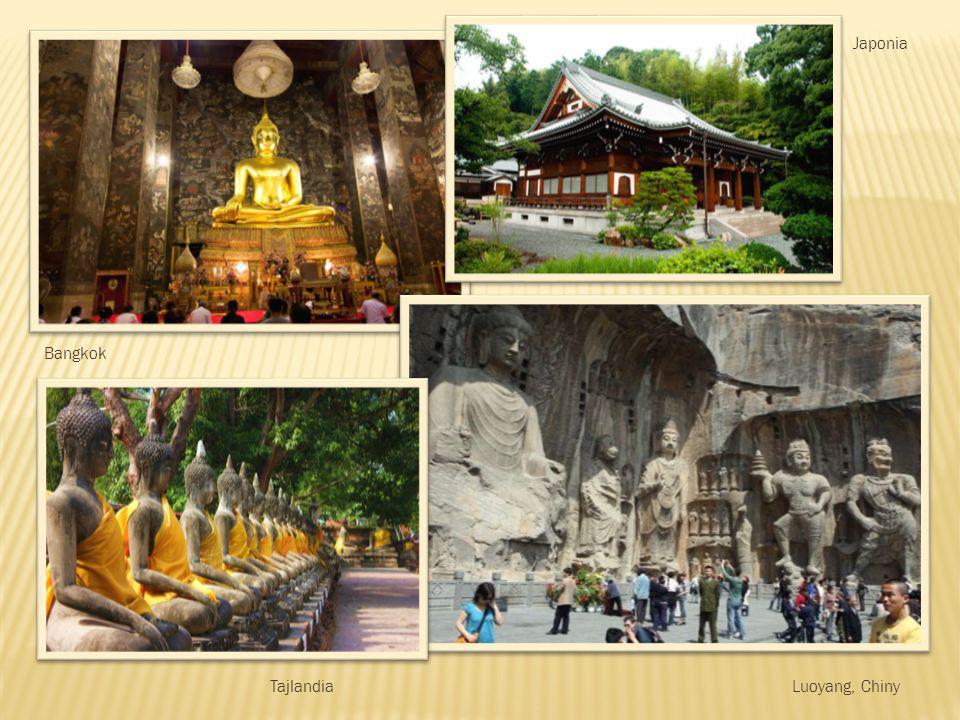 Bangkok Luoyang, Chiny Japonia Tajlandia