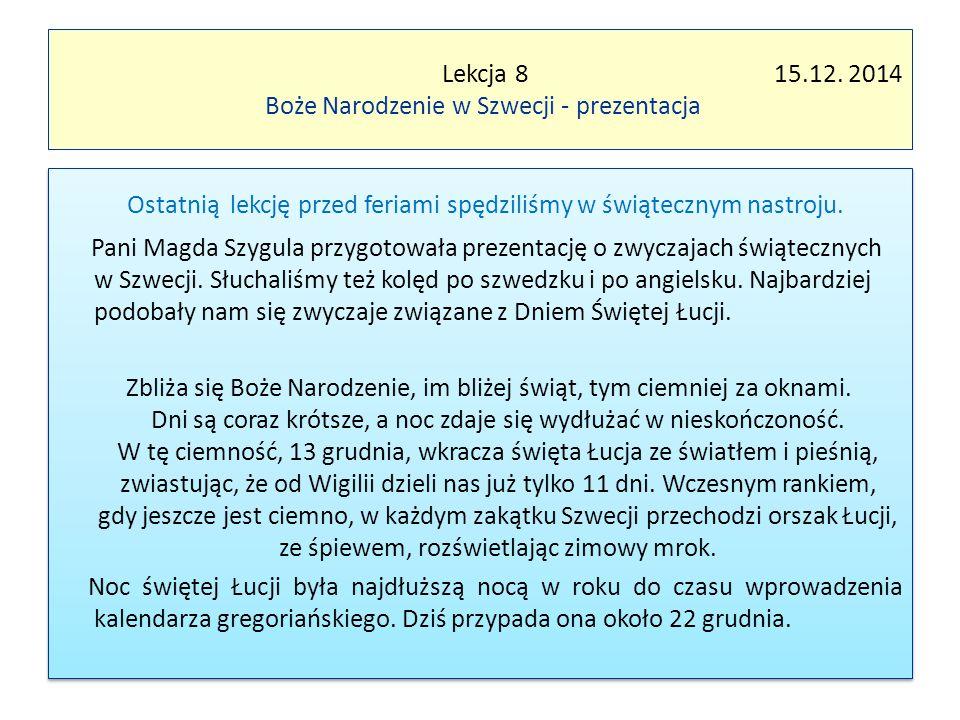 Lekcja 8 15.12.