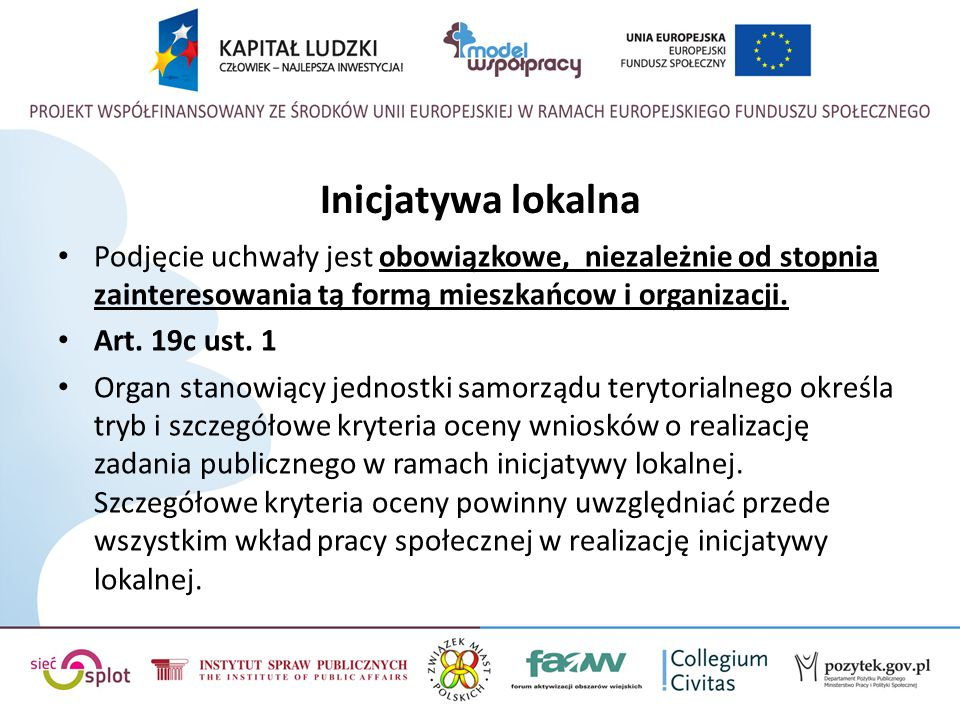 Przykłady uchwał –analiza Rozprza- wagi punktowe, Poznań – prosta procedura Mikołow-terminy