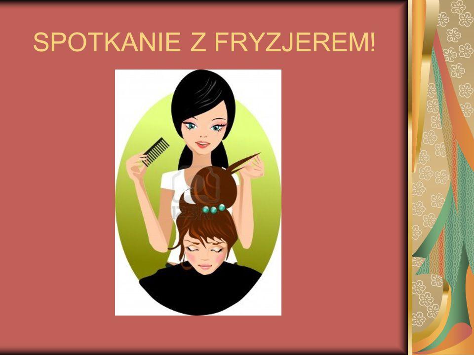 Dawniej fryzjer był niewolnikiem.