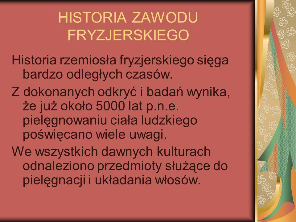 POMYŚLCIE O CO WARTO ZAPYTAĆ FRYZJERA!!!