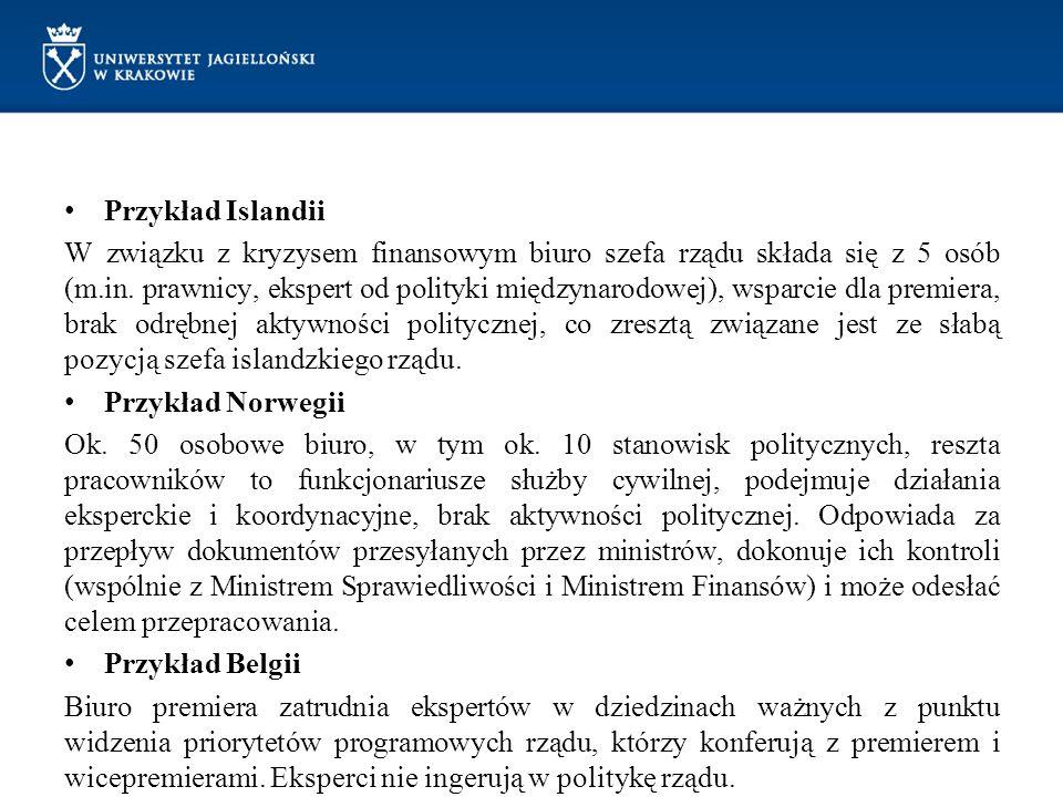 Art.76 Konstytucji Czech 1. Rząd podejmuje decyzje kolegialnie.