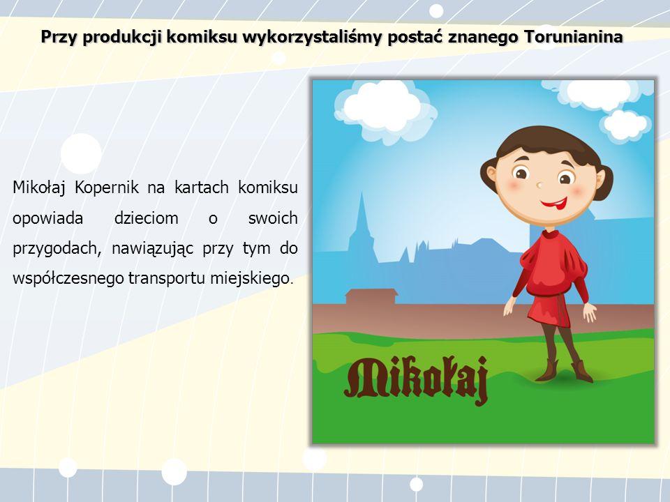 Animatorzy odwiedzają szkoły oraz przedszkola na terenie Torunia.