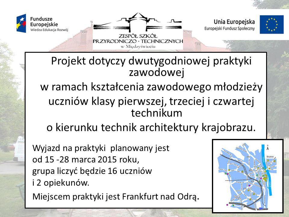Zajęcia obejmować będą: -zapoznanie się z historycznymi i nowoczesnymi miejscami architektury krajobrazu; -umiejętność posługiwania się narzędziami pomiaru; -prowadzenie pomiarów poziomu gruntu oraz przygotowywanie powierzchni za pomocą sprzętu do niwelowania; -wprowadzenie do mierzenia długości, kierunków i kątów za pomocą różnorodnych narzędzi mierniczych; -wytyczanie profili długości, profili poprzecznych, łuków, -osadzanie krawężników; -brukowanie z kamienia naturalnego i betonu w różnorodnych wiązaniach, -projektowanie i brukowanie dekoracyjne; -zagęszczanie powierzchni.