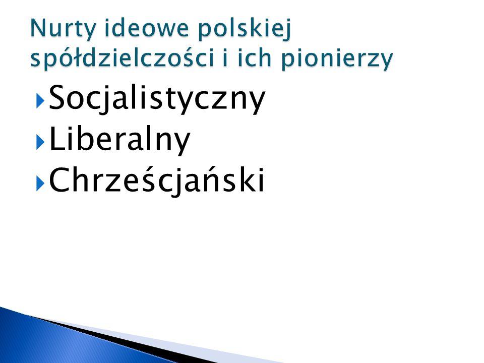 Socjalistyczny  Liberalny  Chrześcjański