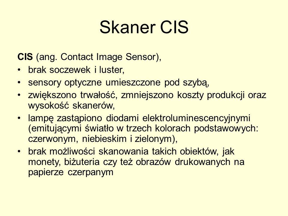 Skaner CIS CIS (ang.