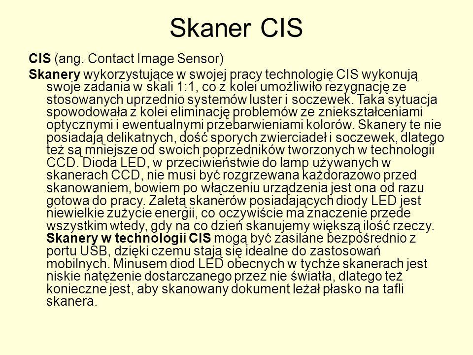 Skaner CIS