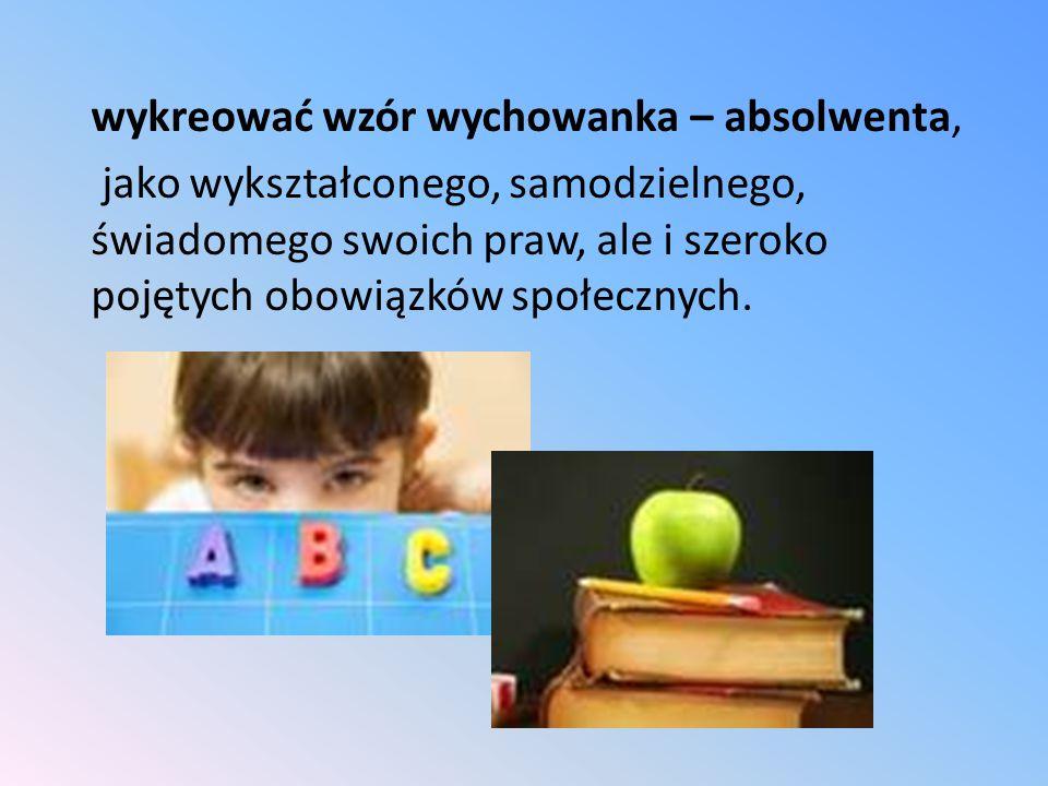 5.Stworzenie warunków optymalnego rozwoju dzieci ze specjalnymi potrzebami edukacyjnymi.