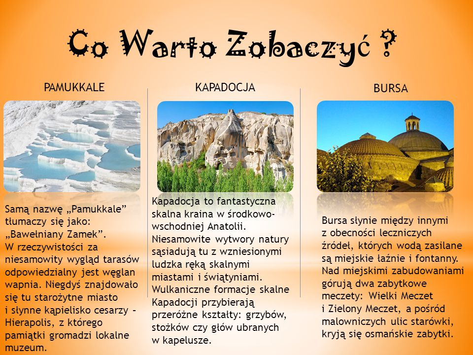 HISTORIA TURCJI W PIGUŁCE Kolebką ludów tureckich są okolice gór Ałtaj w Azji Środkowej.