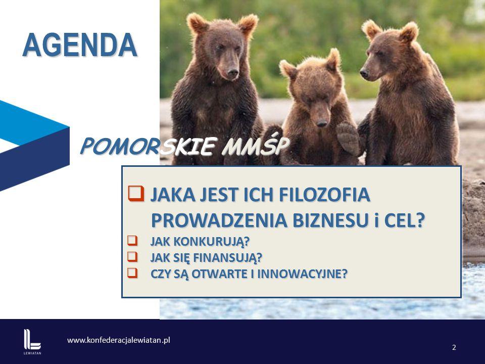 www.konfederacjalewiatan.pl 2  JAKA JEST ICH FILOZOFIA PROWADZENIA BIZNESU i CEL.