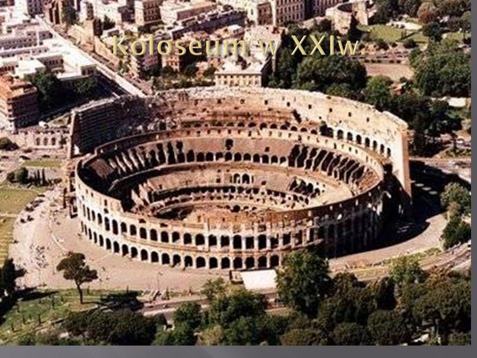  Ostatnio część naukowców kwestionuje jakoby w Koloseum miały odbywać się masowe mordy na chrześcijanach, gdyż informacje o tym pojawiają się dopiero od XVII wieku  W wielu publikacjach mówi się jakoby widzowie Koloseum mogli je opuścić w ciągu 5 – 6 minut.