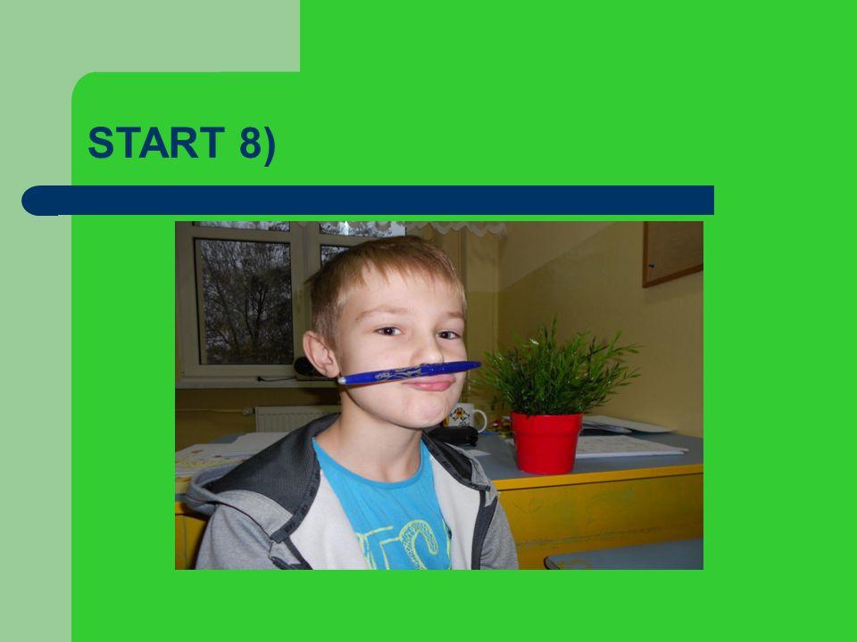 START 8)