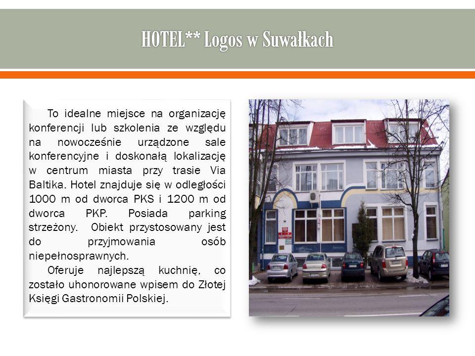 To idealne miejsce na organizację konferencji lub szkolenia ze względu na nowocześnie urządzone sale konferencyjne i doskonałą lokalizację w centrum miasta przy trasie Via Baltika.