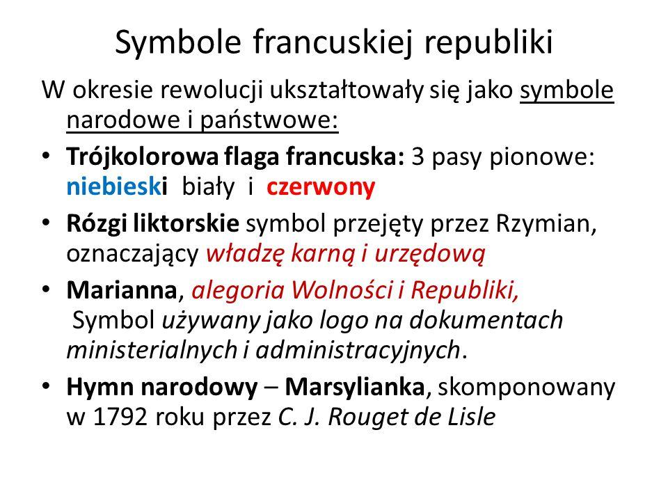 Flaga i hymn Flaga od czasu uchwalenia Konstytucji w 1958 r.