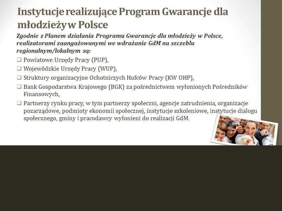 Kontekst badania Gwarancjami dla młodzieży w Polsce objęto następujące podgrupy osób młodych:  osoby w wieku 15-17 lat przedwcześnie kończące naukę – osoby zaniedbujące obowiązek szkolny (do 16 r.ż.) lub obowiązek nauki (do 18 r.ż.);  osoby w wieku 18-24 lata pozostające poza zatrudnieniem, edukacją i szkoleniem (NEET), w tym osoby wymagające szczególnego wsparcia, tj.