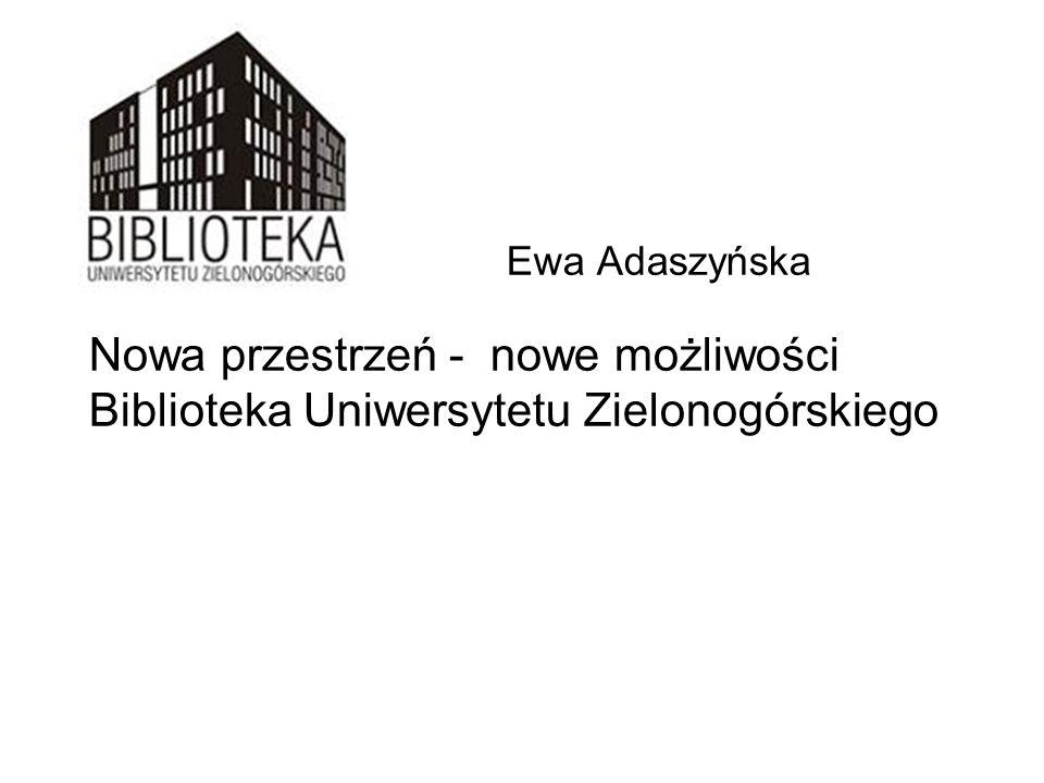 Biblioteka to ośrodek intelektualnego życia akademickiego, forum wymiany myśli, twórczej integracji środowisk, miejsce do działań i spotkań.