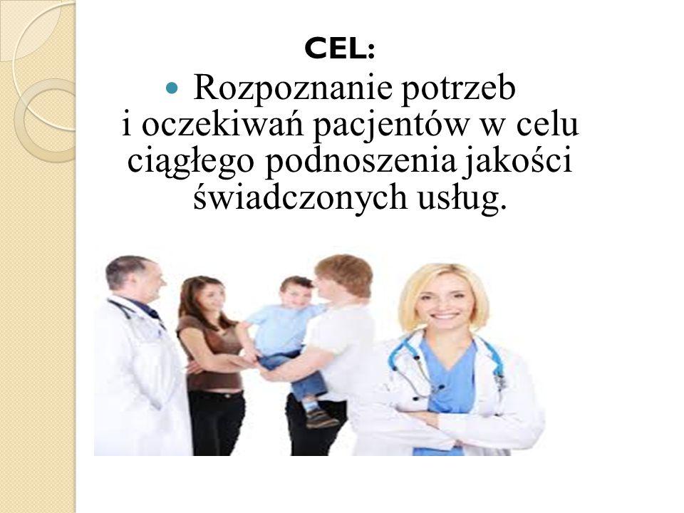 Jak ocenia Pani/ Pan pracę personelu Pracowni Diagnostycznych?