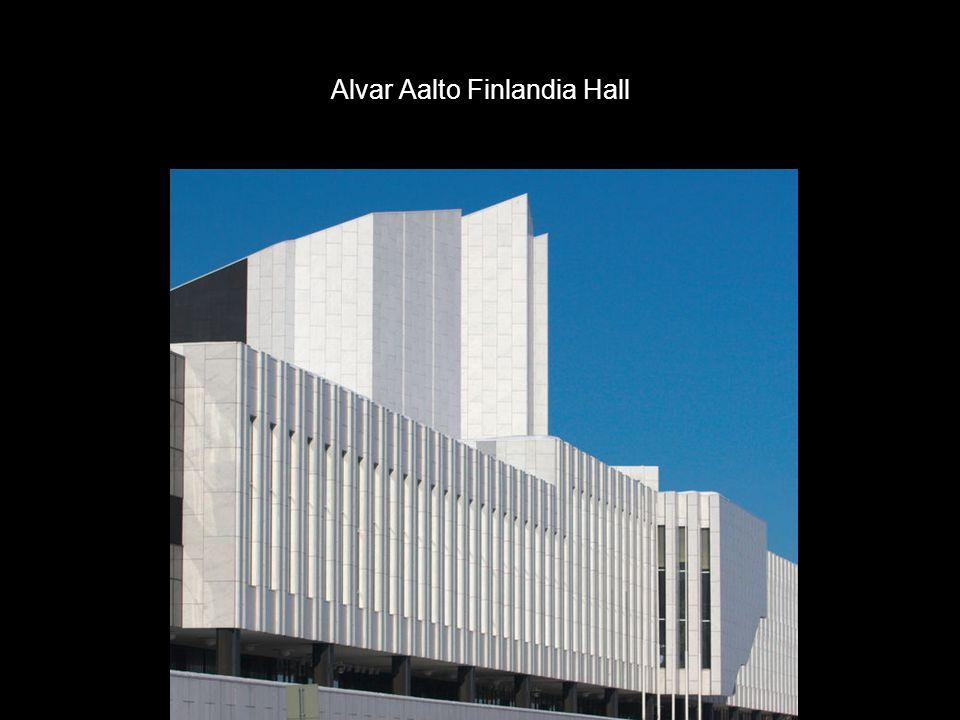 Alvar Aalto Finlandia Hall