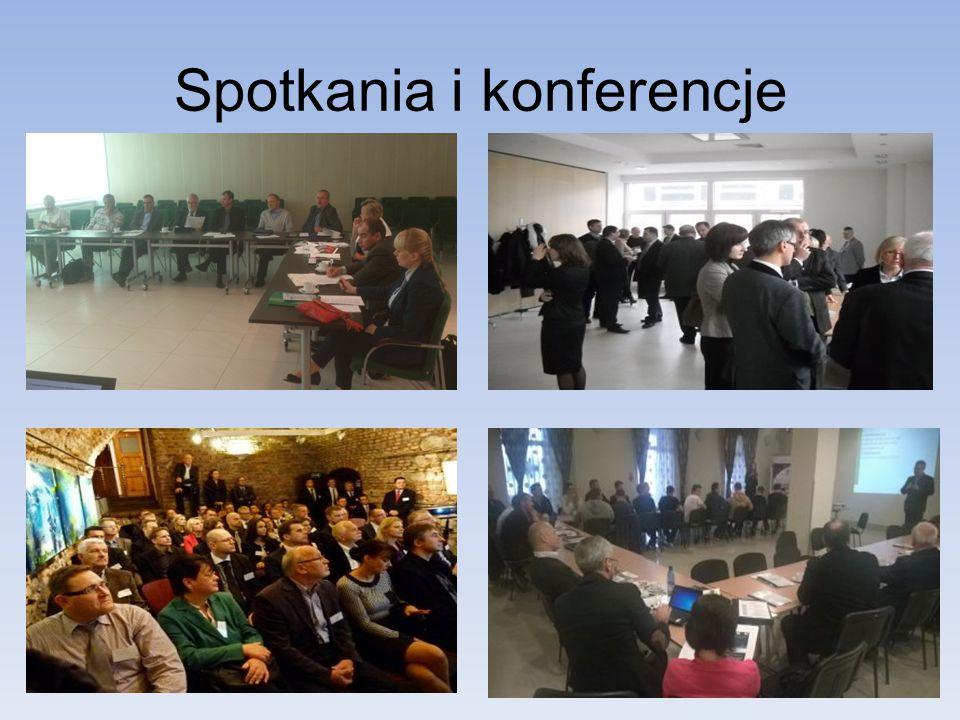 Spotkania i konferencje