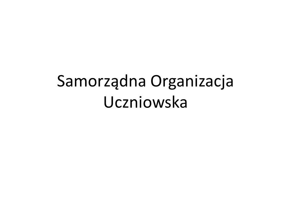 Samorządna Organizacja Uczniowska