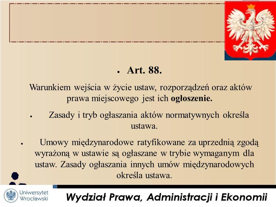 ● Art.88.