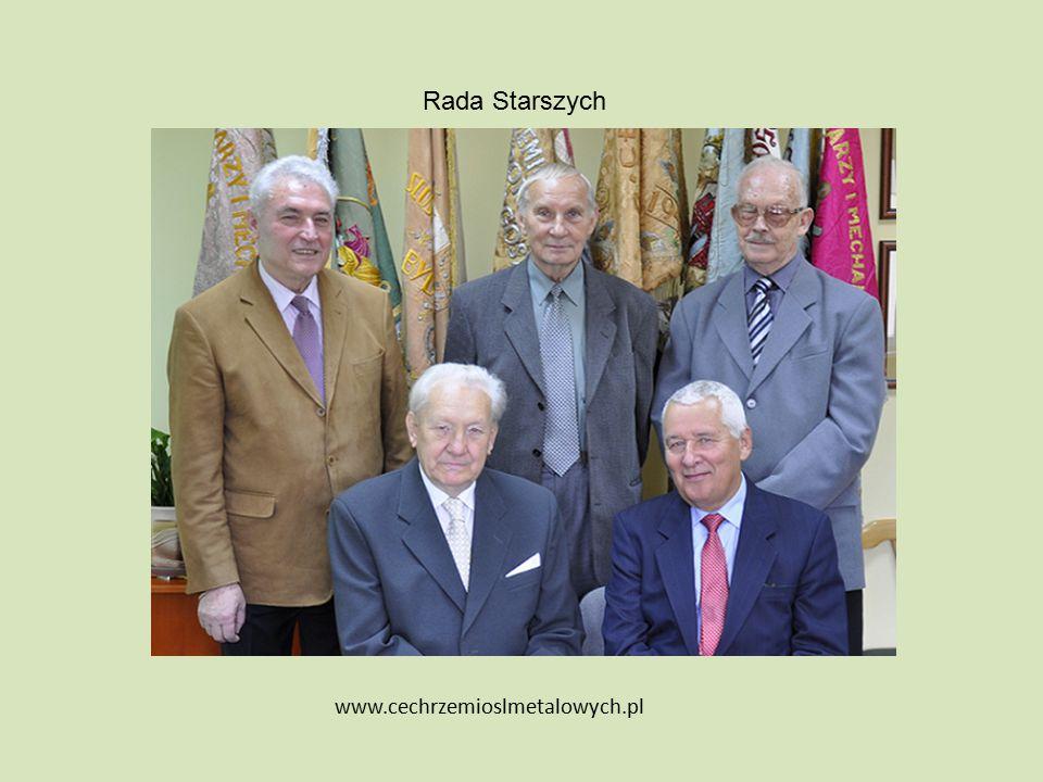 Rada Starszych www.cechrzemioslmetalowych.pl