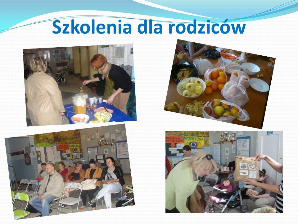 Warsztaty kulinarne dla rodziców 20 uczestników Zdrowe menuProfesjonalne przygotowanie