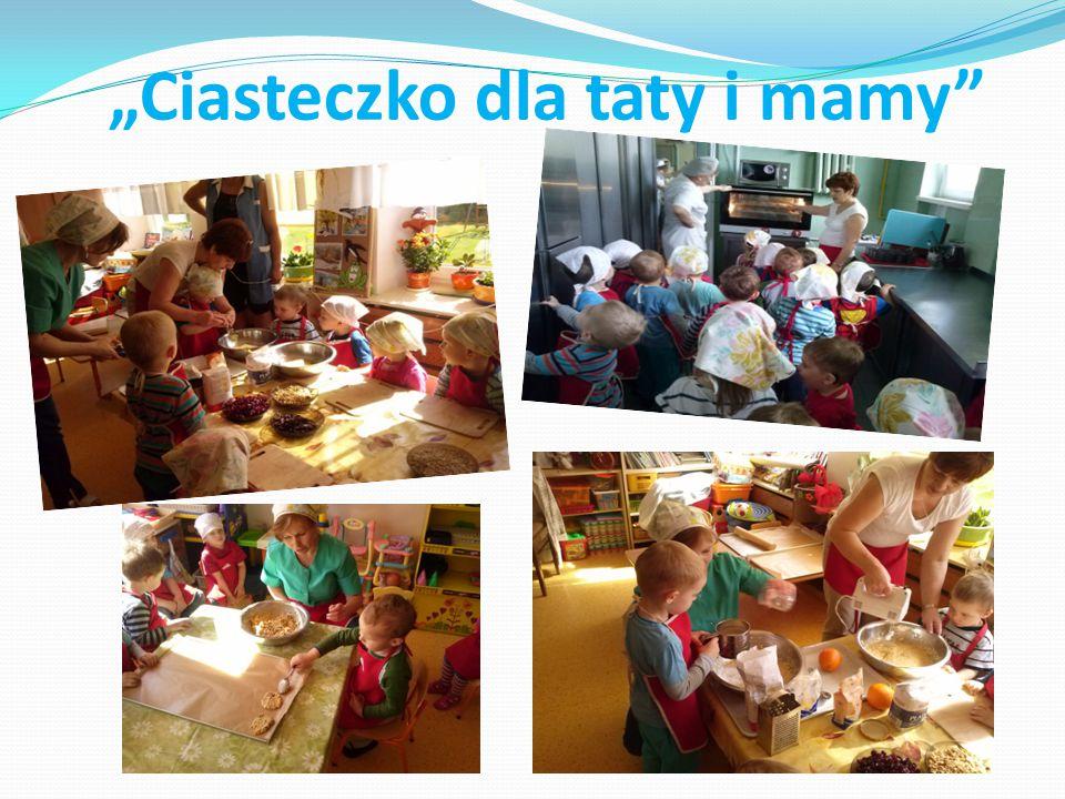 Warsztaty kulinarne dla dzieci do lat 3