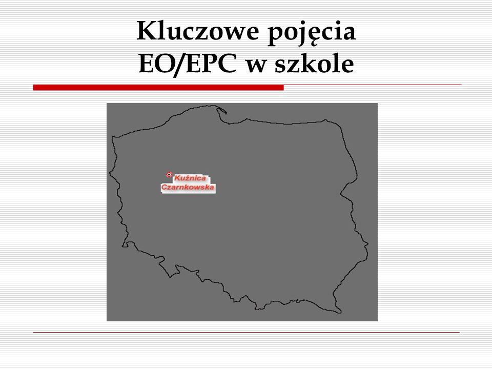 Kluczowe pojęcia EO/EPC w szkole