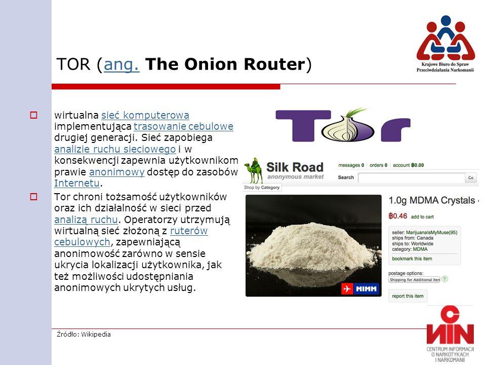 TOR (ang.The Onion Router)ang.