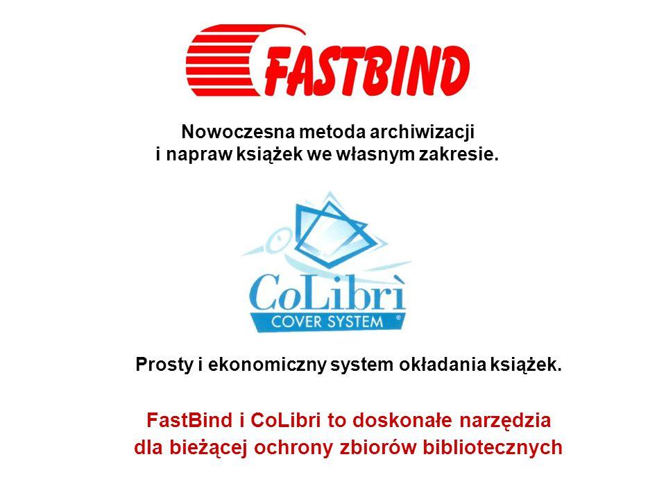 Wielobranżowa, dynamicznie rozwijająca się firma handlowa działająca w różnych sektorach rynku W wiodącej branży poligraficznej, przedstawiciel fińskiej firmy Maping, twórcy systemu i producenta maszyn FASTBIND oraz włoskiej firmy Colibri Cover System, dostawcy urządzeń do okładania książek COLIBRI