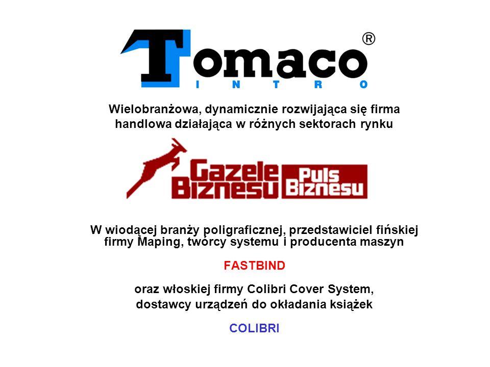 Wielobranżowa, dynamicznie rozwijająca się firma handlowa działająca w różnych sektorach rynku W wiodącej branży poligraficznej, przedstawiciel fiński
