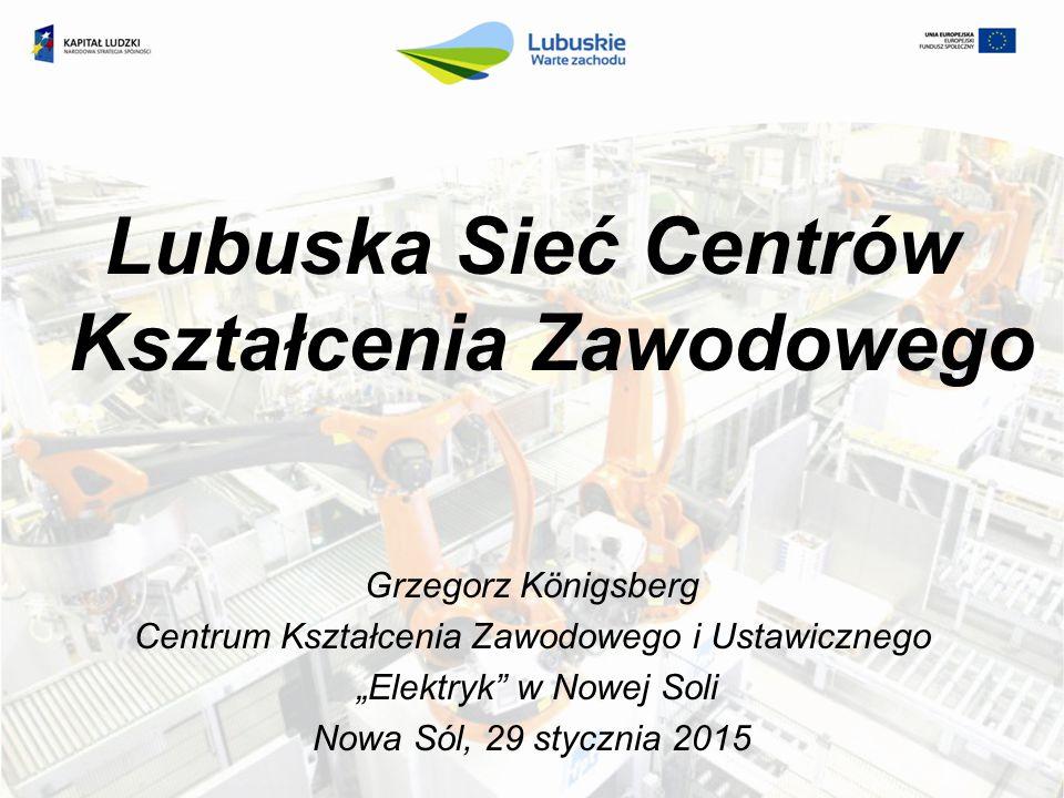 Rynek pracy w województwie lubuskim: Dominujące branże : -motoryzacyjna -chemiczna -materiałów budowlanych -informatyczna -drzewna -turystyczna (walory przyrodnicze) Szansą rozwoju jest także: -eksploatacja kopalin energetycznych