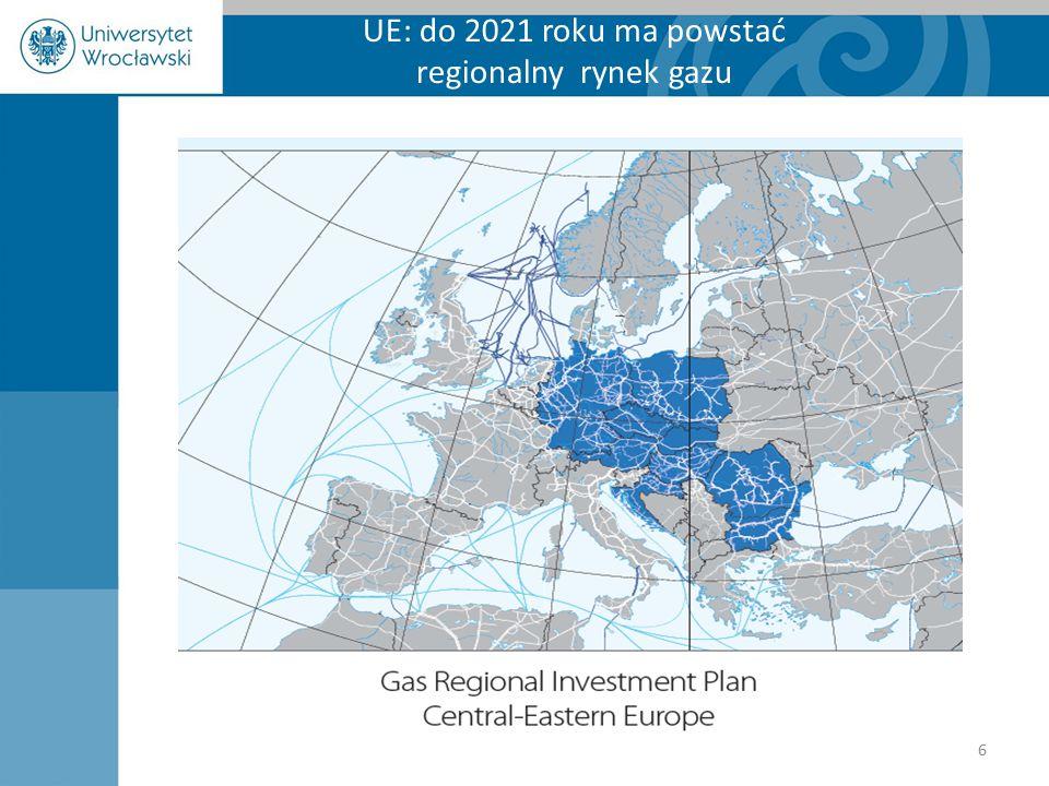 Hub gazowy a bezpieczeństwo rynku Dotychczasowy system zaopatrzenia polskiego rynku w gaz ziemny jest niekorzystny.