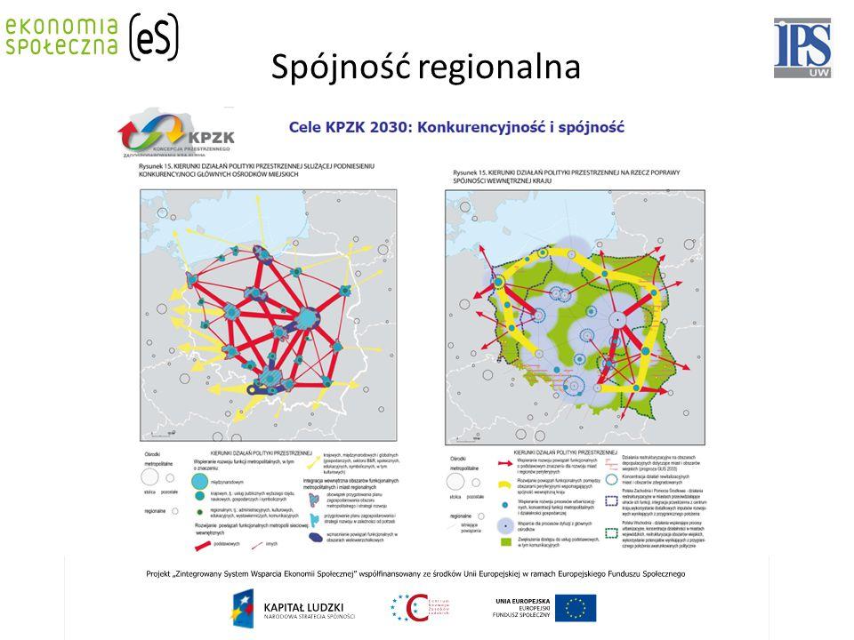 Spójność regionalna