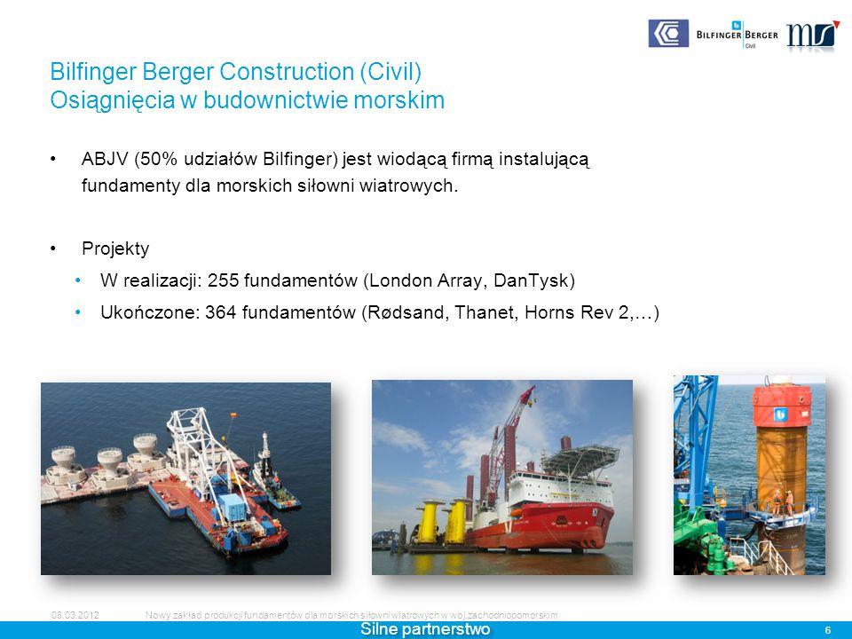 Rozwój rynku morskiej energii wiatrowej 17 08.03.2012 Źródło: EWEA Globalne, europejskie i krajowe cele ochrony klimatu wspierają morską energetykę wiatrową.