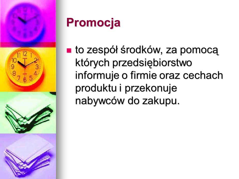 Większość uczestników rynku dostrzega jedynie reklamę i utożsamia ją z narzędziami promocji sprzedaży.