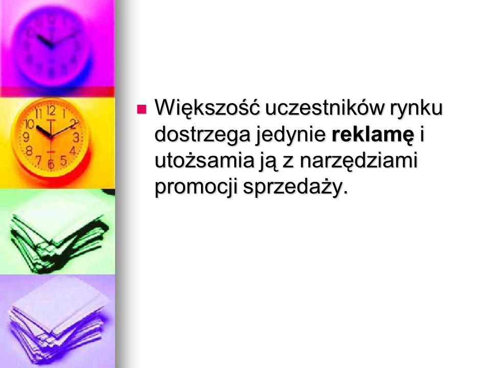 Także środki reklamy, takie jak: wystawy, wystawy, dekoracje, dekoracje, broszury informacyjno- reklamowe, broszury informacyjno- reklamowe, informacje na opakowaniach są również źródłem informacji dla klienta.