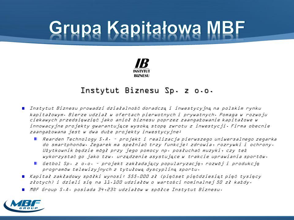 Instytut Biznesu Sp.z o.o.