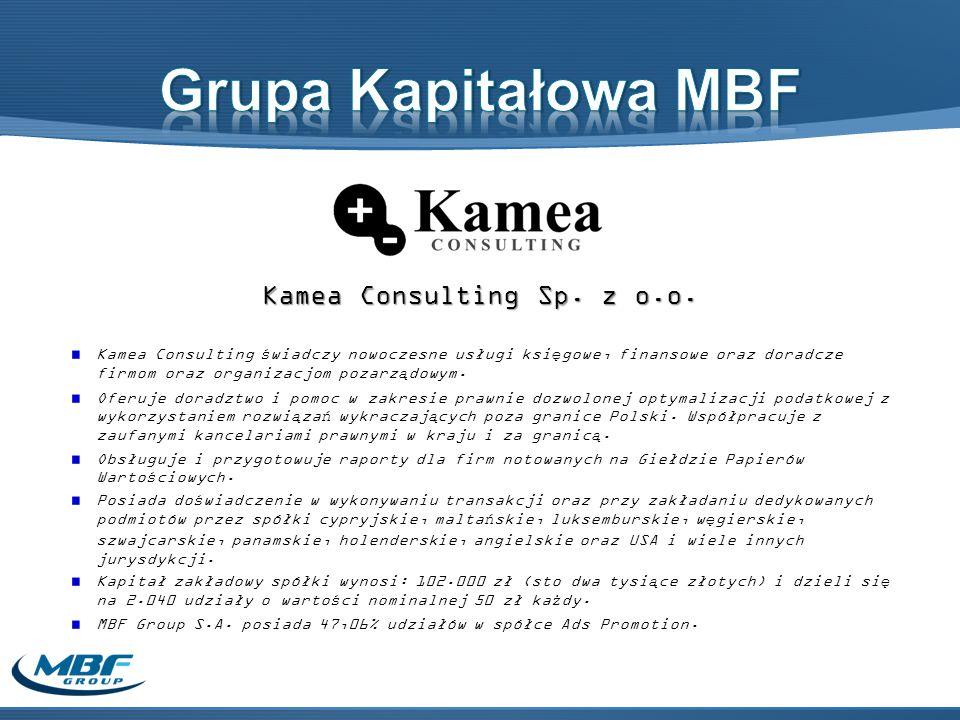 Kamea Consulting Sp.z o.o.