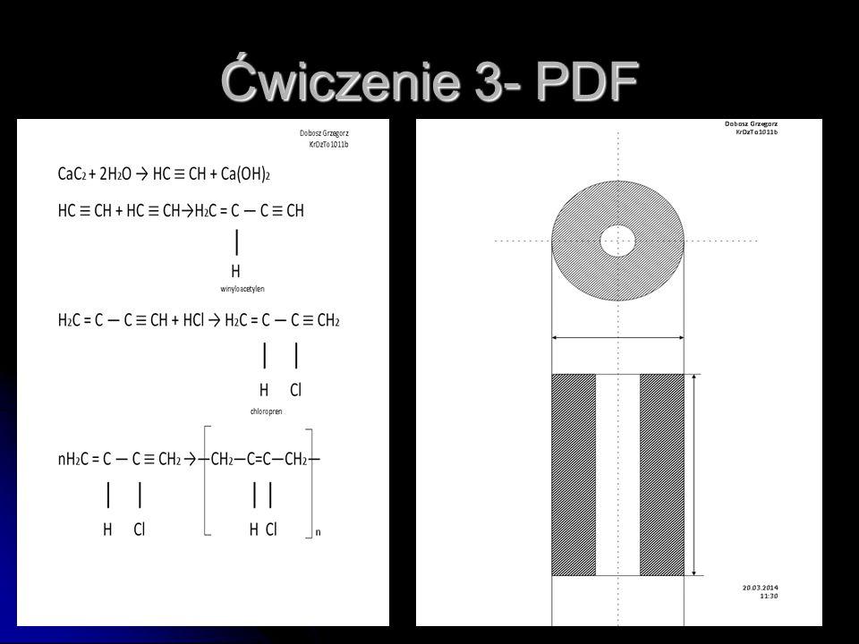 Ćwiczenie 3- PDF