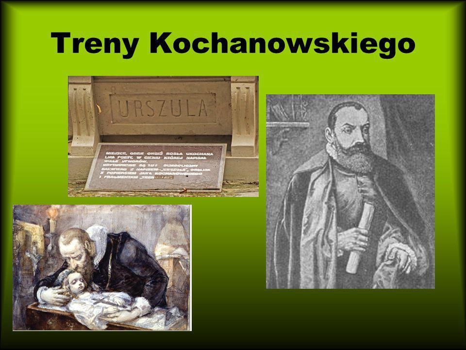 Treny Kochanowskiego
