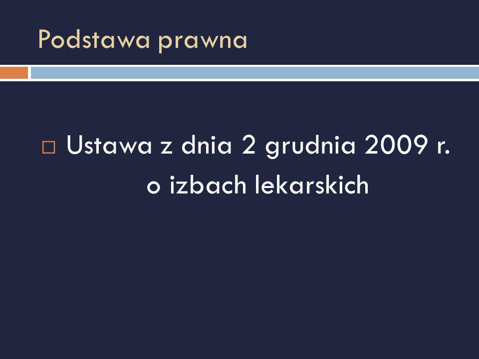Prawa członków samorządu lekarskiego Art.9.