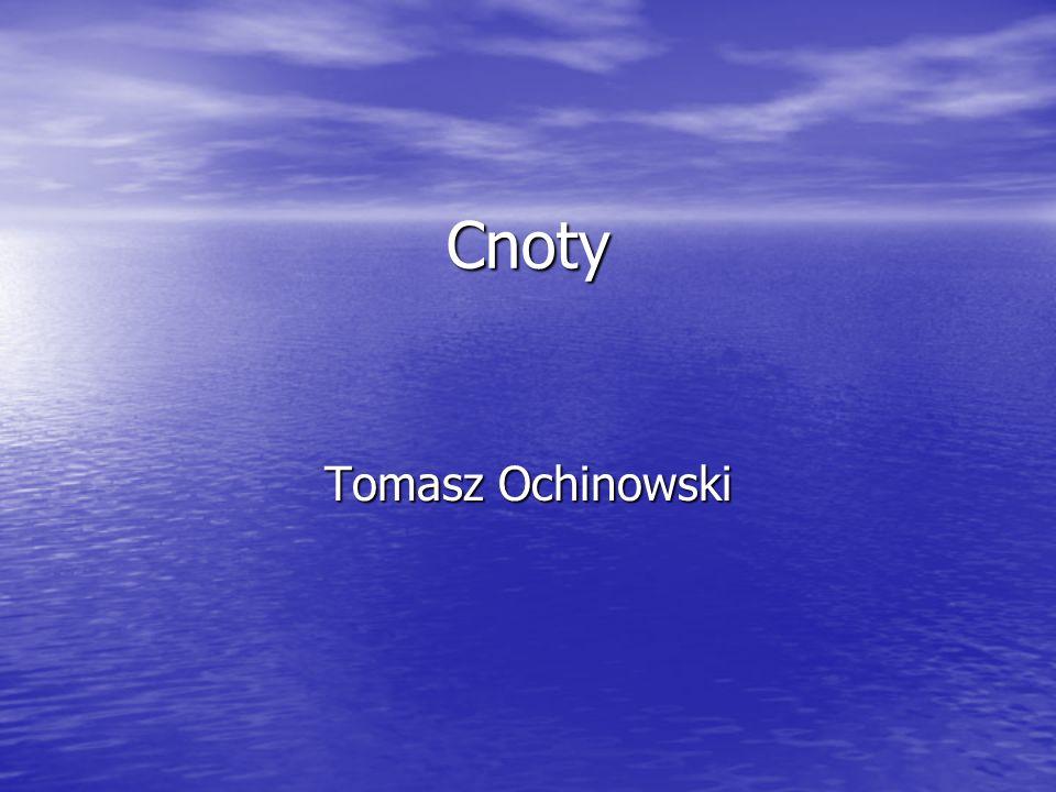 Cnoty Tomasz Ochinowski