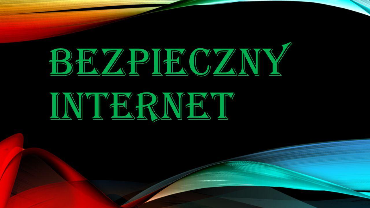 ZAGRO Ż ENIA JAKIE NIESIE ZE SOB Ą INTERNET :  Wirusy  Uzależnienia  Internetowi oszuści  Ksenofobia  Hakerzy  Cyberprzemoc