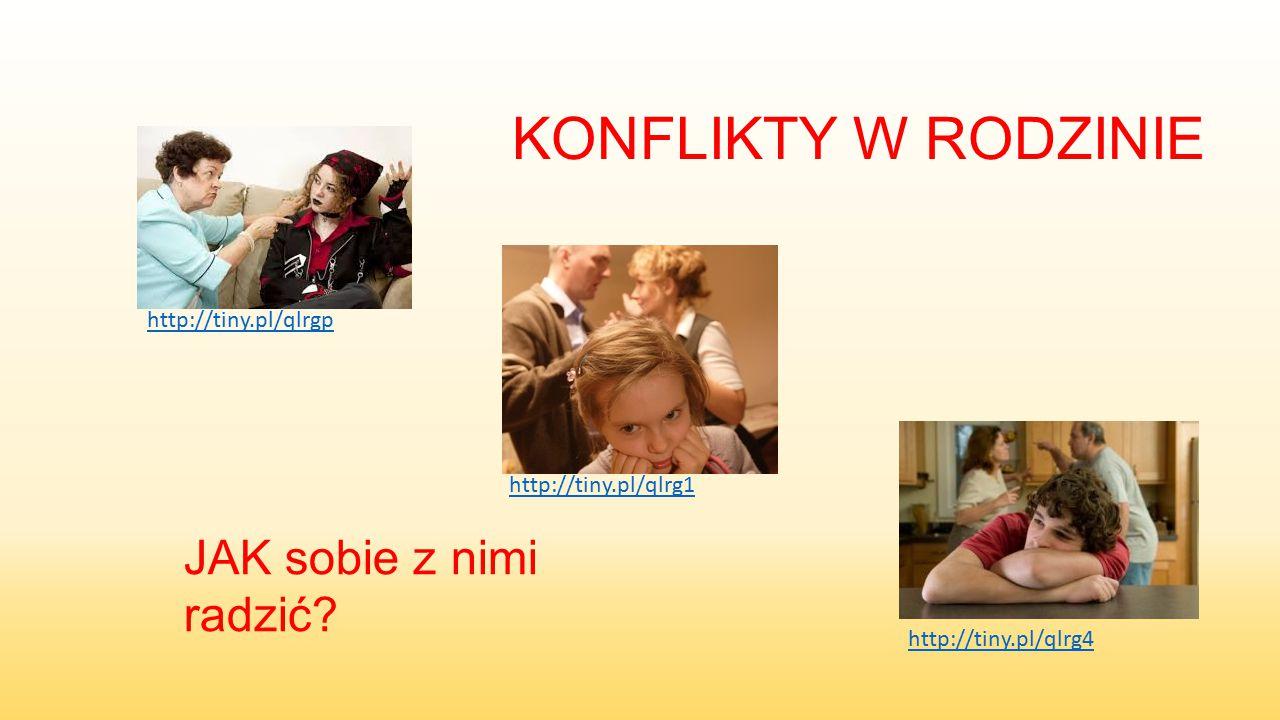 http://tiny.pl/qlrgp KONFLIKTY W RODZINIE JAK sobie z nimi radzić.